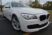 2014 BMW 7-Series LONG WHEEL BASE    M PACKAGE-EDITION